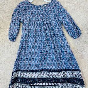 Lightweight spring dress for girls